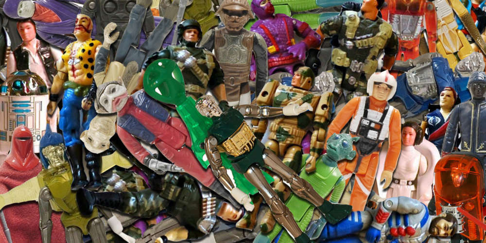 History of the Action Figure, Part 2: Sometimes Less Really Does Mean More