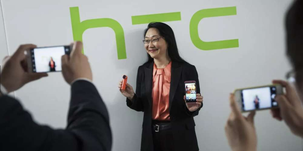 The CEO of Smartphone Maker HTC Has Been Busted for Two-Faced Anti-Gay Behavior