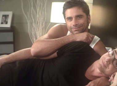 john stamos cuddle tips teaser