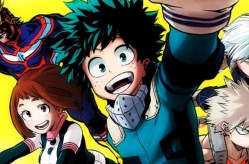 anime on hulu funimation my hero teaser