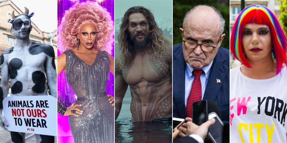 The Daily Sting, Wednesday: God Save the (Drag Race) Queen, Jason Momoa Showers for 'SNL'