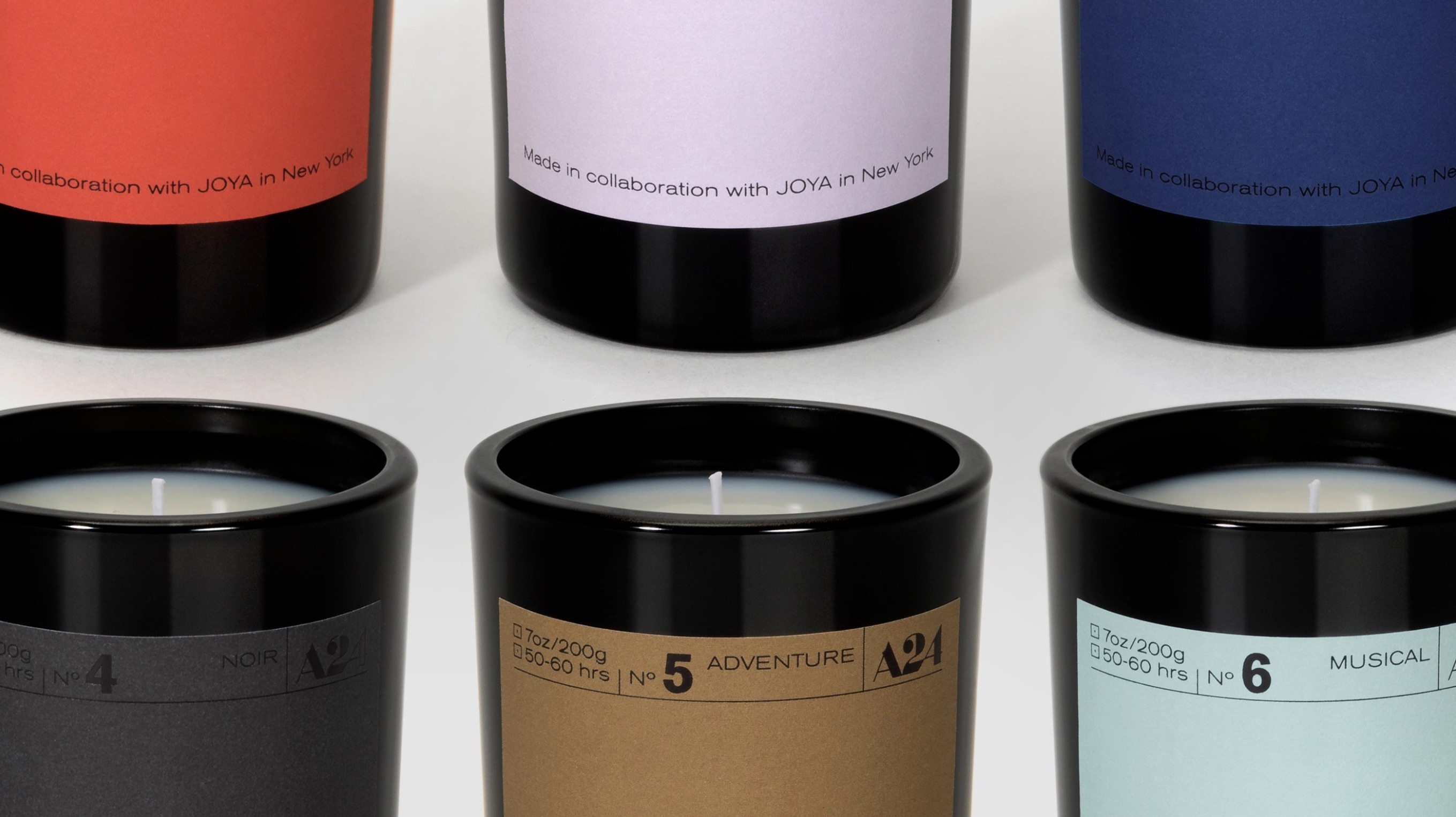 A24 horror candle 2