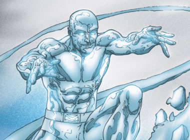 iceman issue teaser