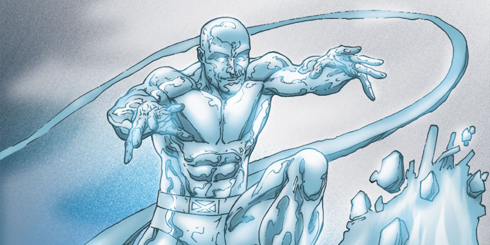 Here's How You Can Check Out the Brand-New Issue of 'Iceman' for Free