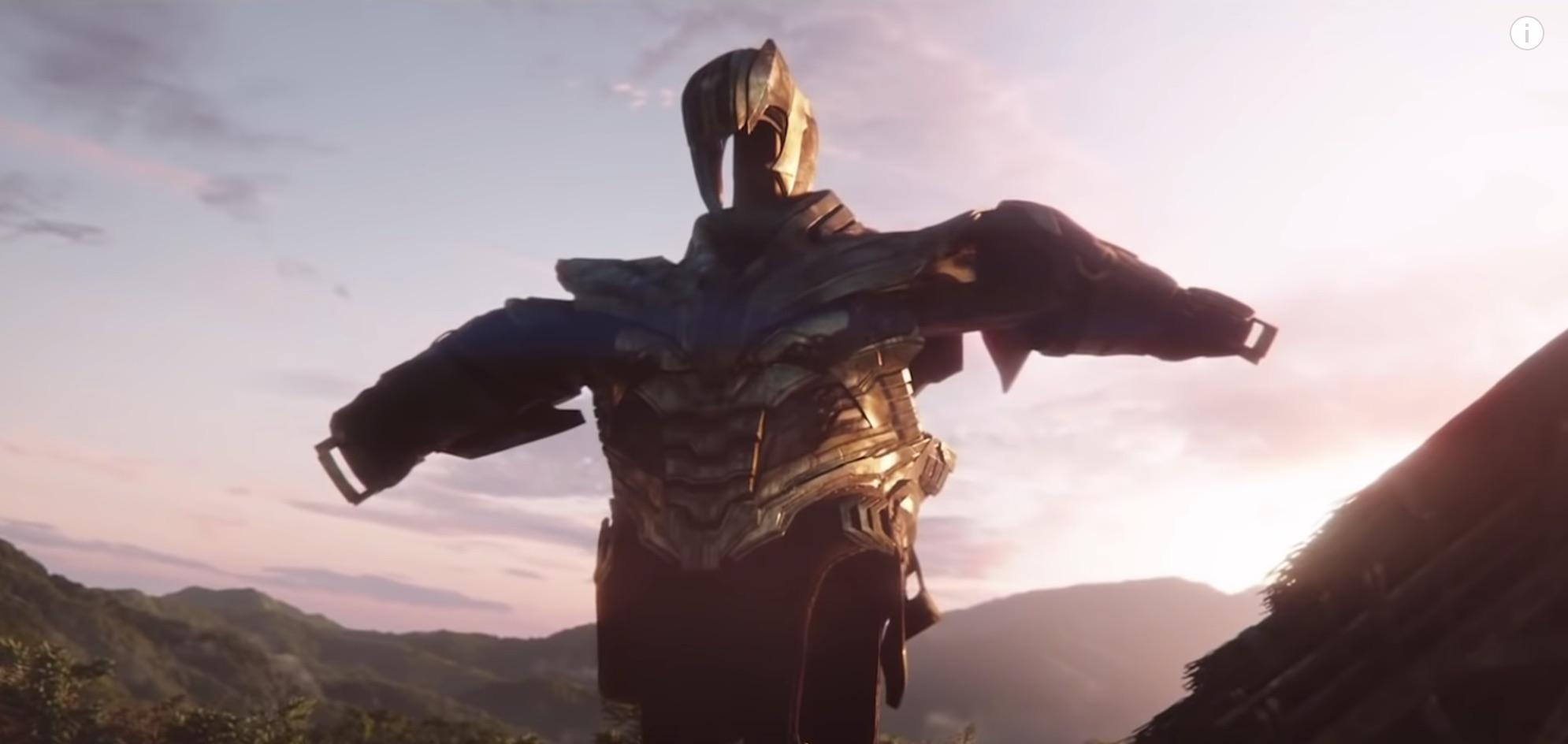 avengers: endgame trailer 1