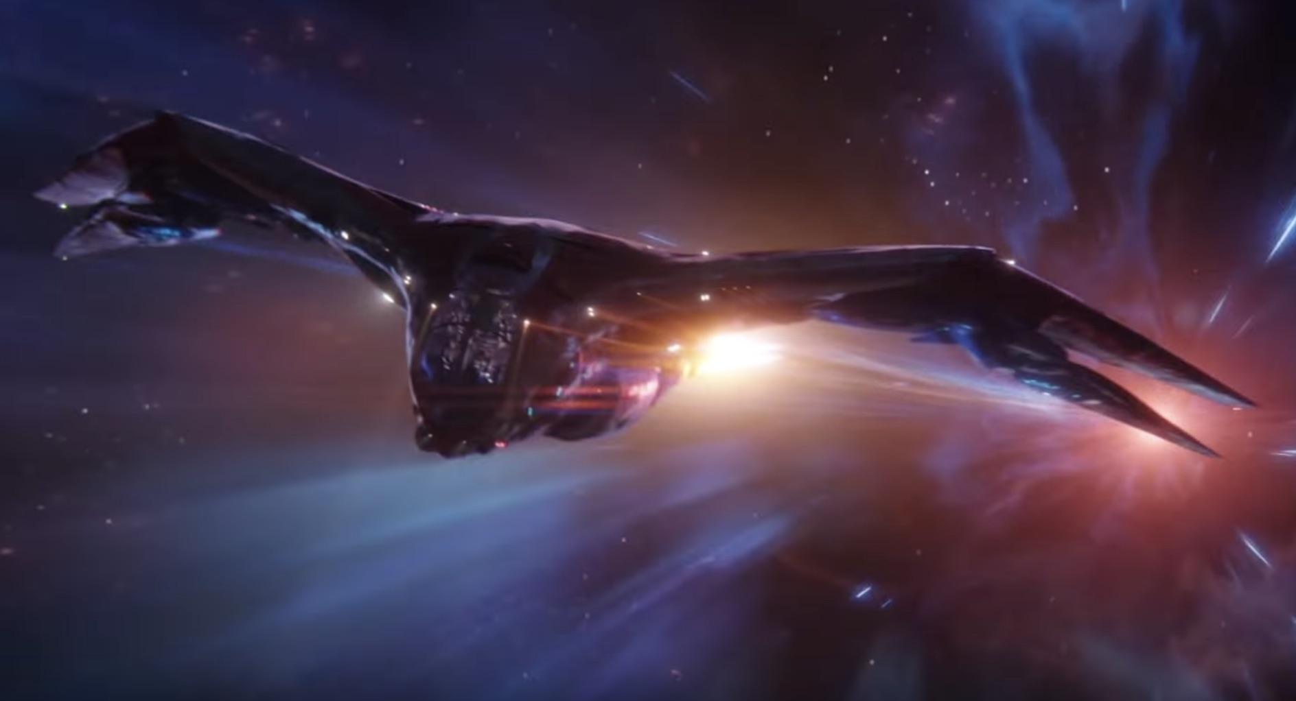 avengers: endgame trailer 6