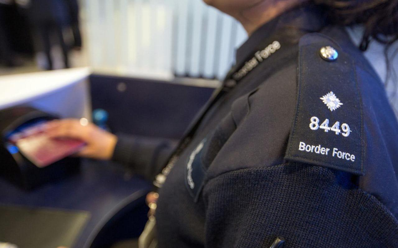 asylum border security