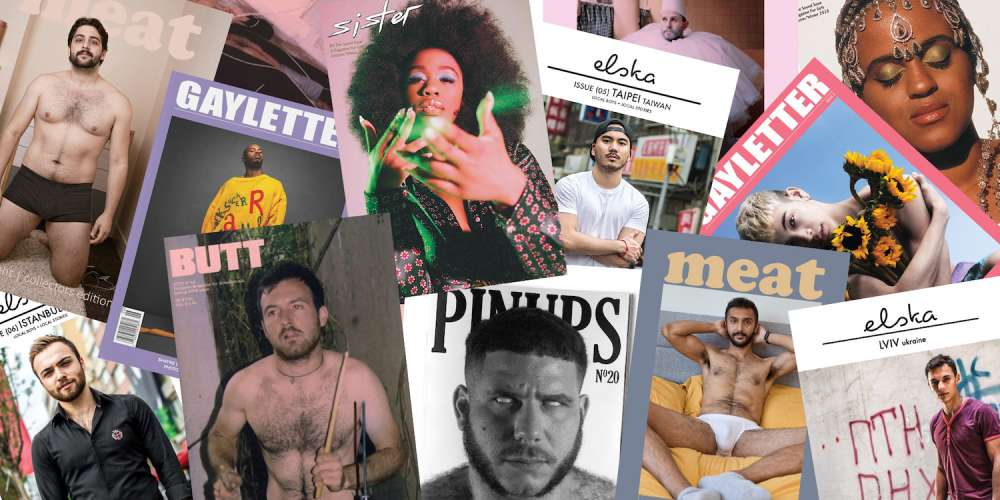 Still Here, Still Queer: The Rise (and Rise) of LGBTQ Zine Culture