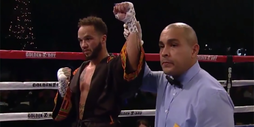 Primeiro boxeador trans vence em sua estreia nos ringues
