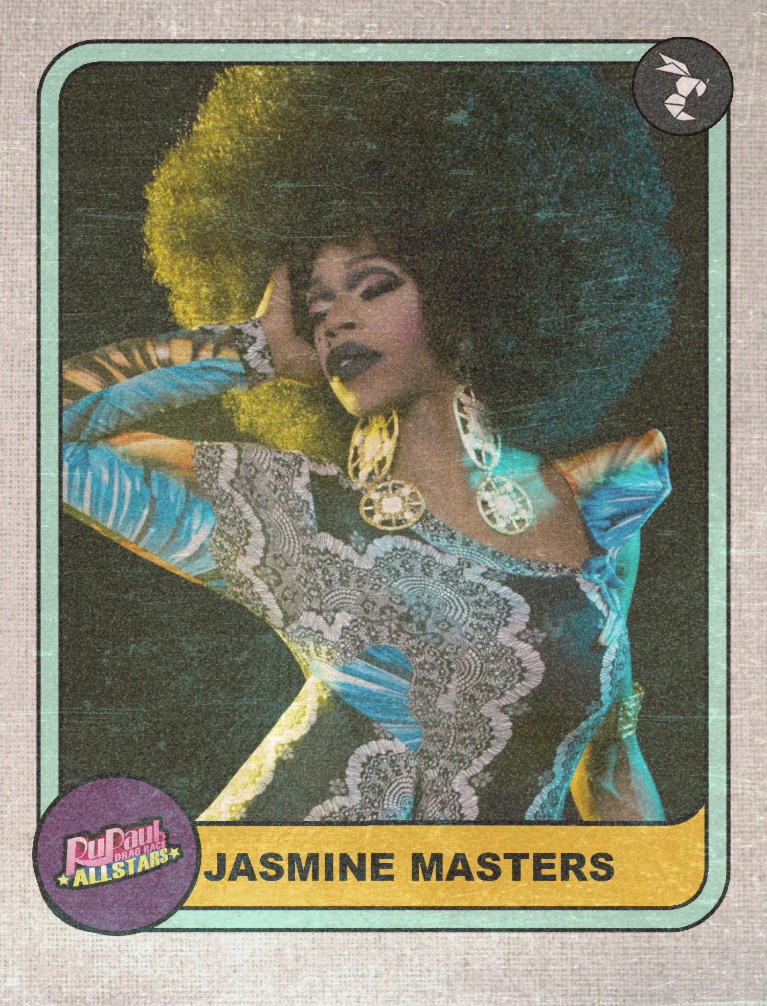 jasmine masters card