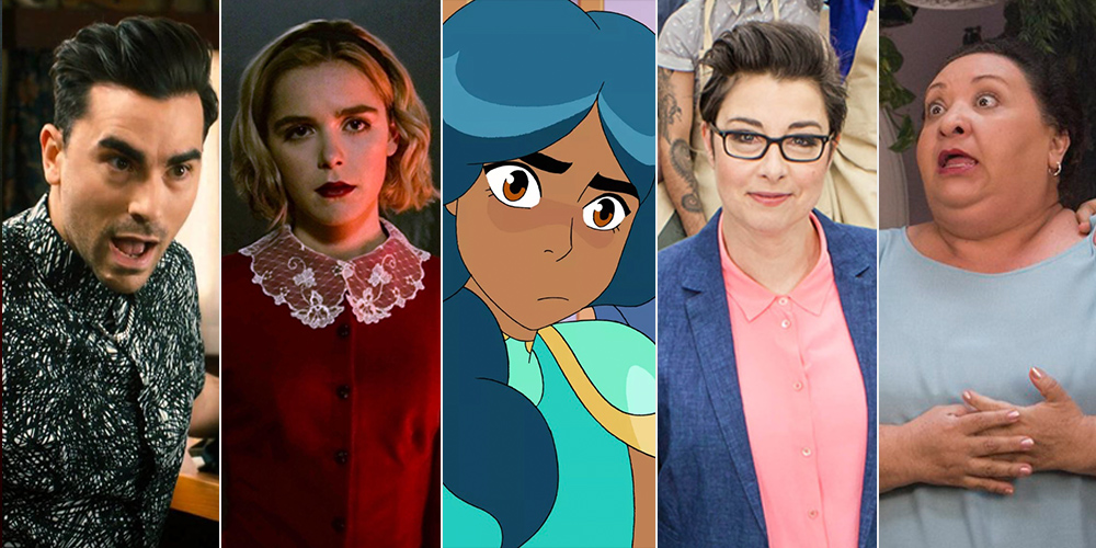 5 'Perfect for a Holiday Netflix Binge' Series You Didn't Realize Are Queer AF