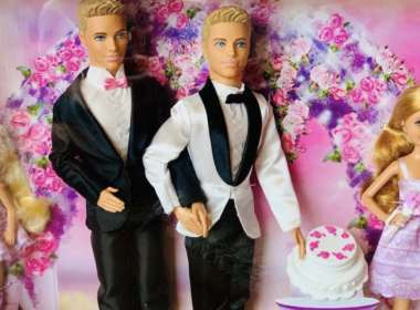 same-sex barbie wedding set teaser