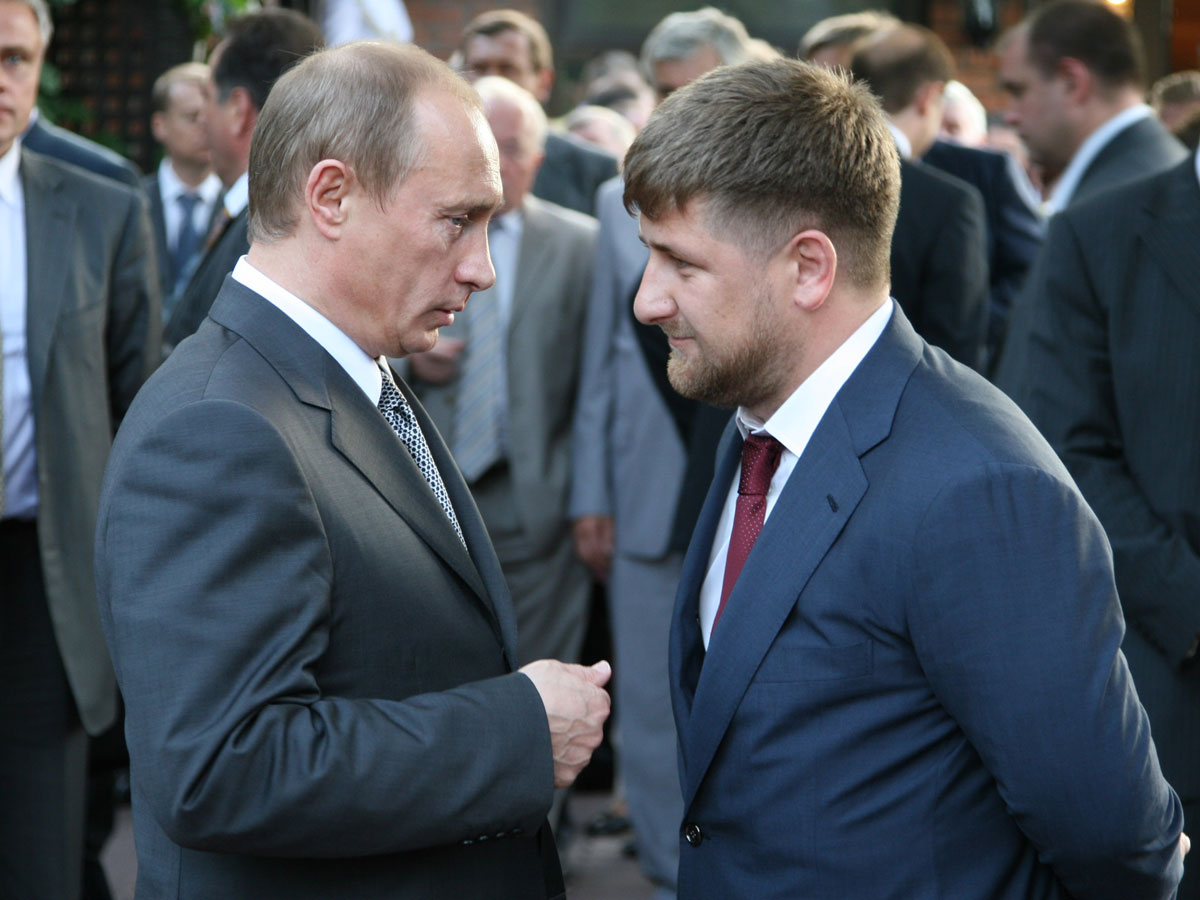chechnya report putin