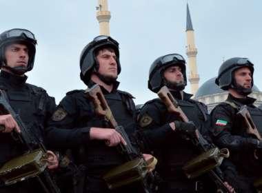 chechnya report teaser