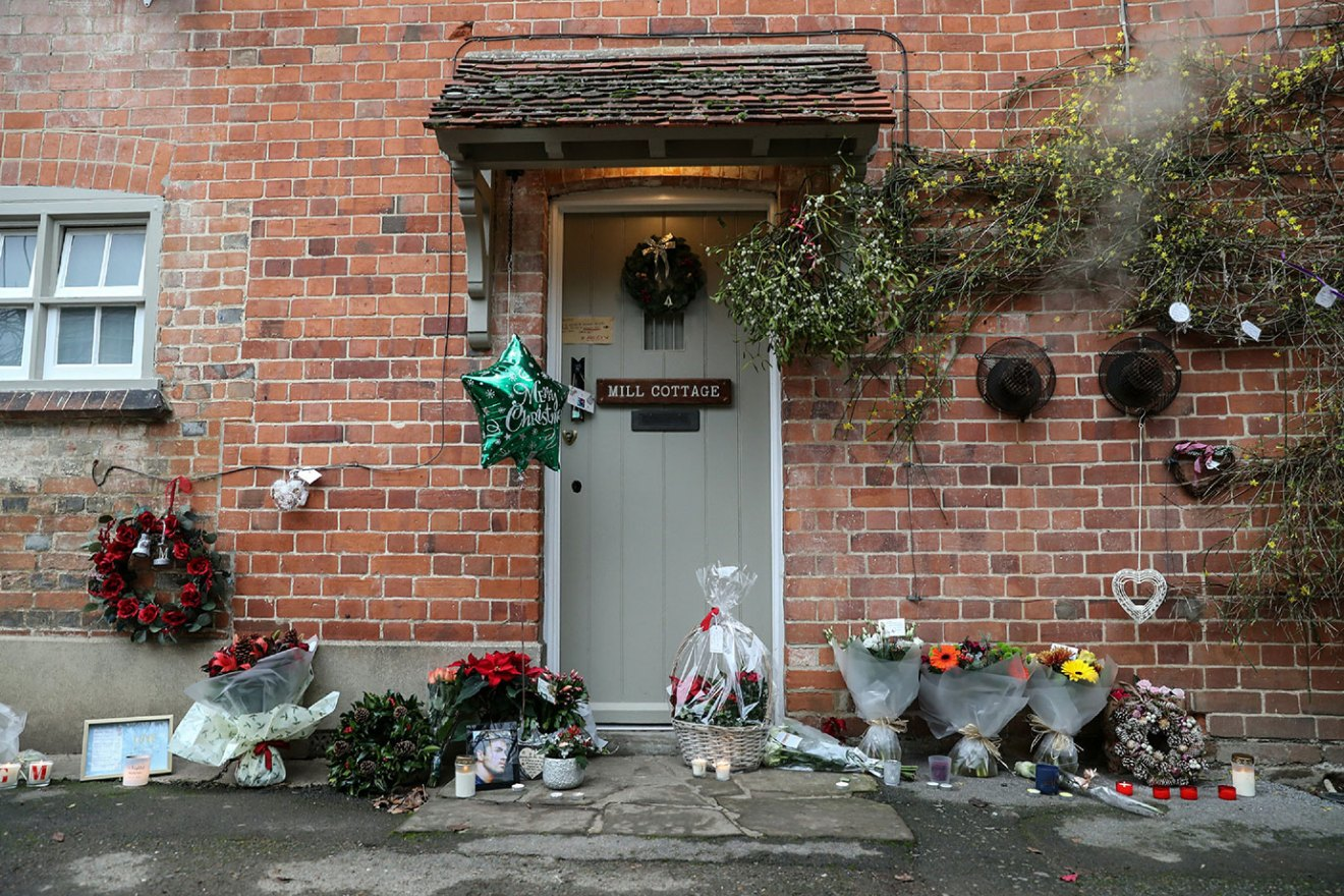 george michael donations home