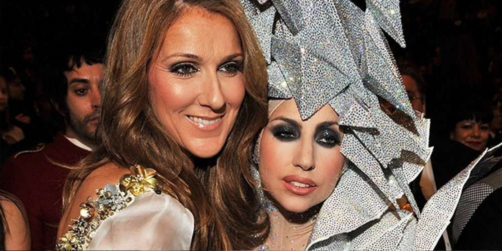 Apparently No One Loves Lady Gaga's 'Edge of Glory' Quite as Much as Celine Dion