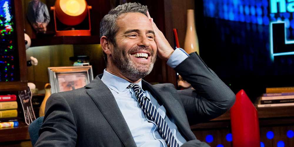 Following Backlash for His New Year's Eve Hosting Gig, Andy Cohen Claps Back on Twitter