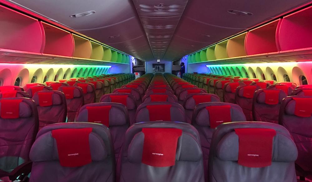 stockholm norwegian airlines