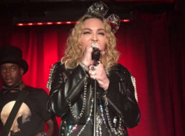 Madonna au Stonewall