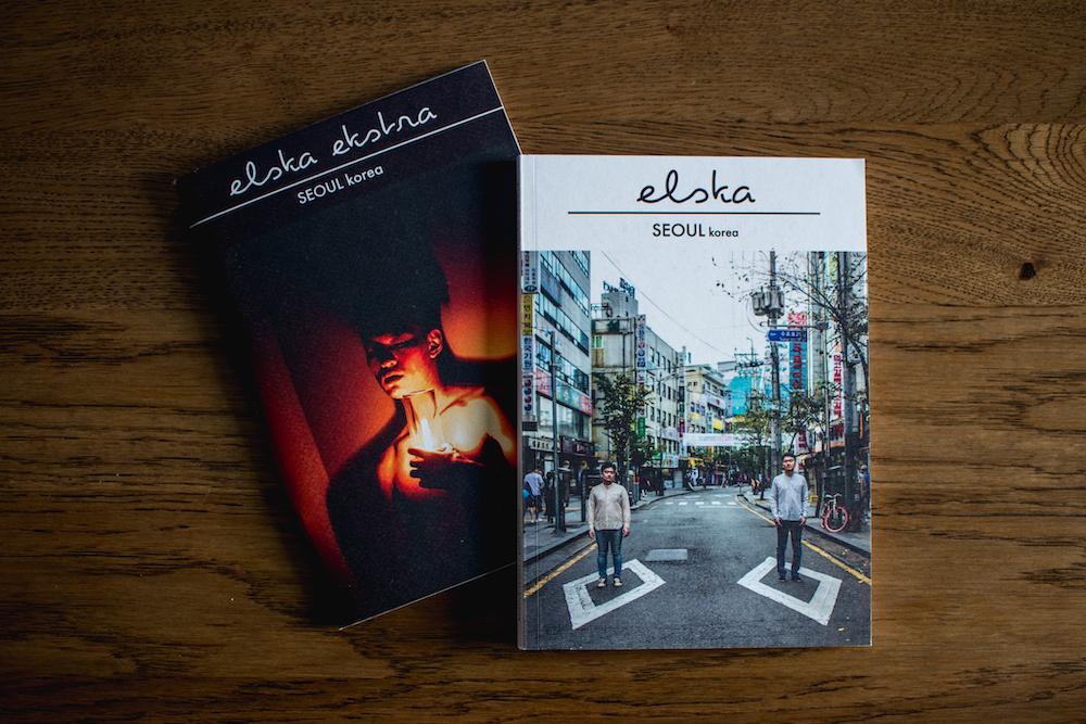 new elska issue seoul covers