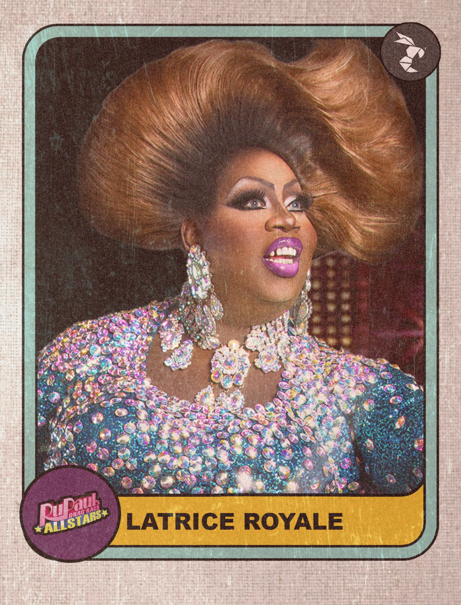 latrice royale card