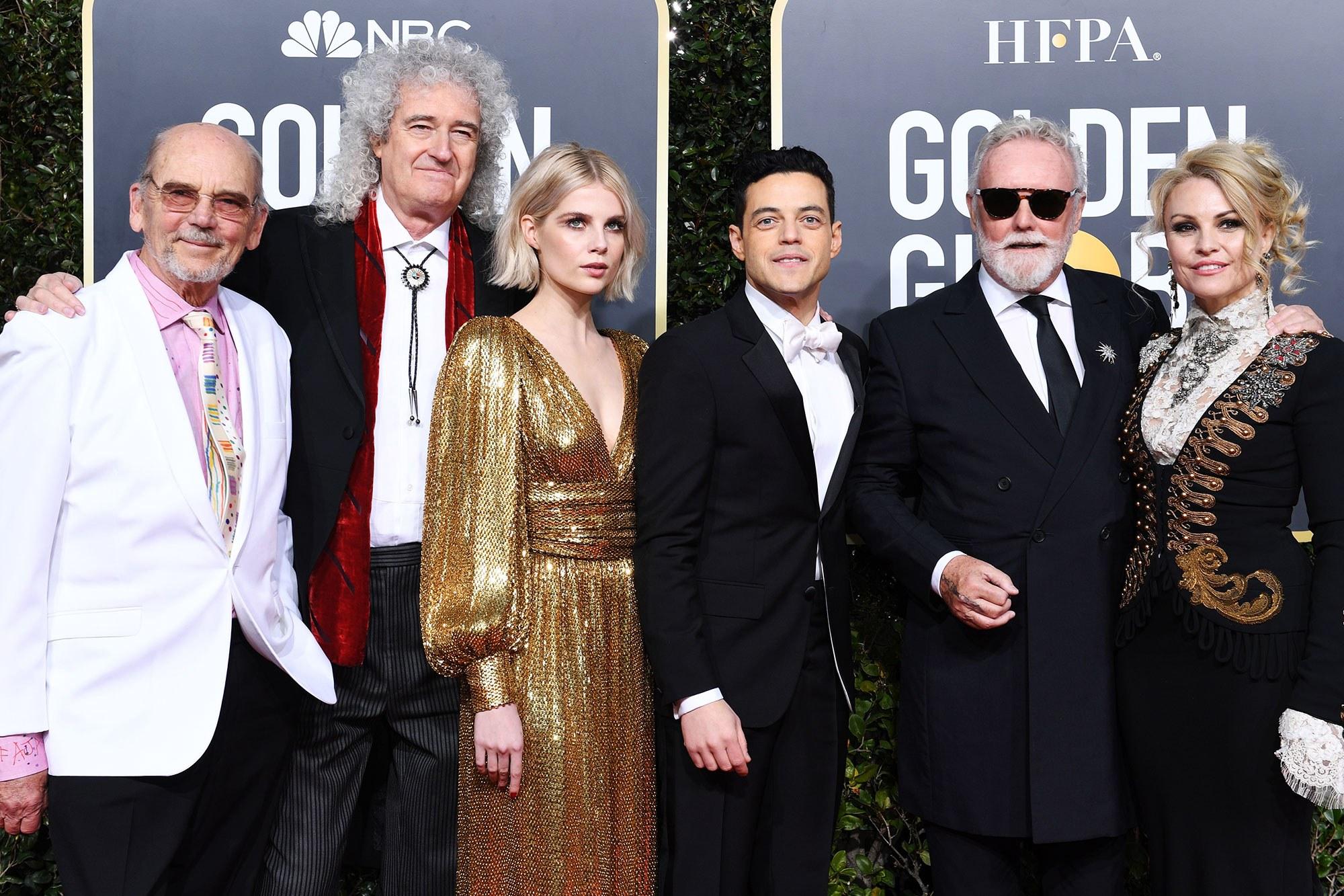 2019 golden globes bohemian rhapsody