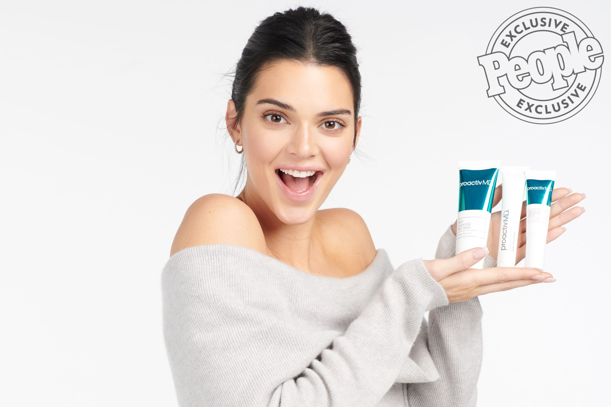 kendall jenner gay proactiv