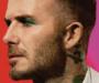 David Beckham Sale con Maquillaje en la Portada de la revista LOVE
