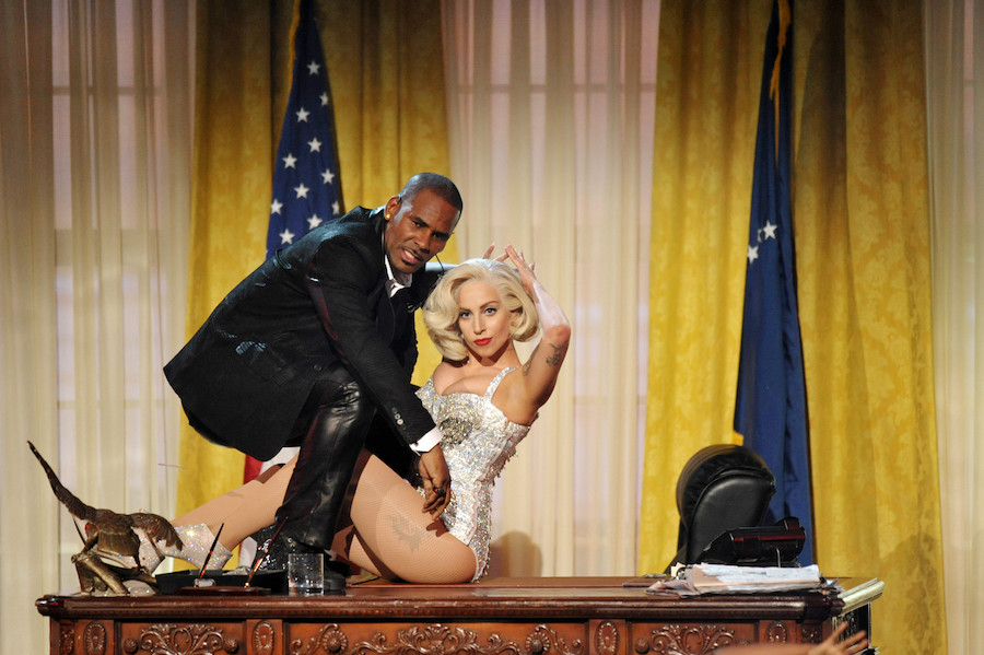 lady gaga r. kelly 2