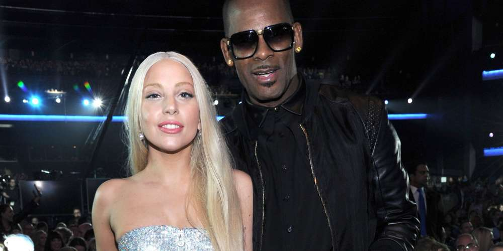 lady gaga r. kelly teaser