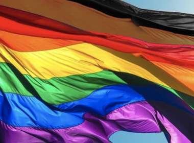manchester pride rainbow flag teaser