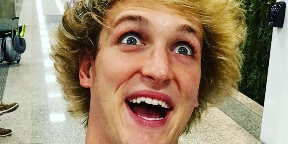Obnoxious YouTuber Logan Paul Decided He's Going to Be Gay for the Month of March