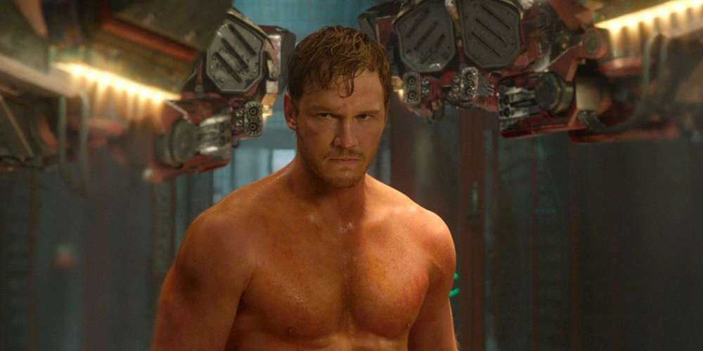 We Were Loving Chris Pratt's 'Dad Bod,' But Now He's on Some Weird Bible-Based Diet