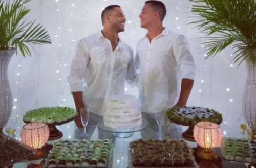 Soldados casam