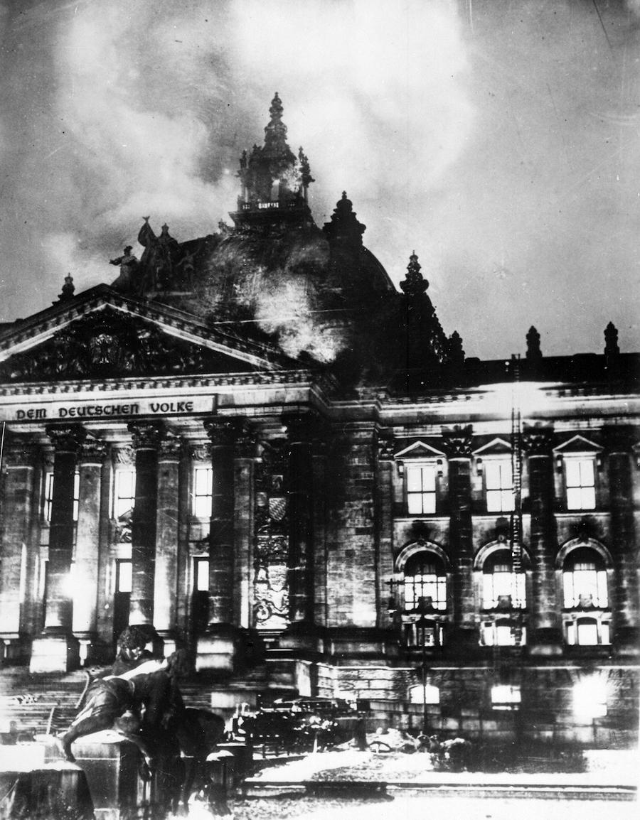 reichstag fire decree 2