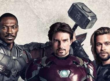 90s avengers cast teaser