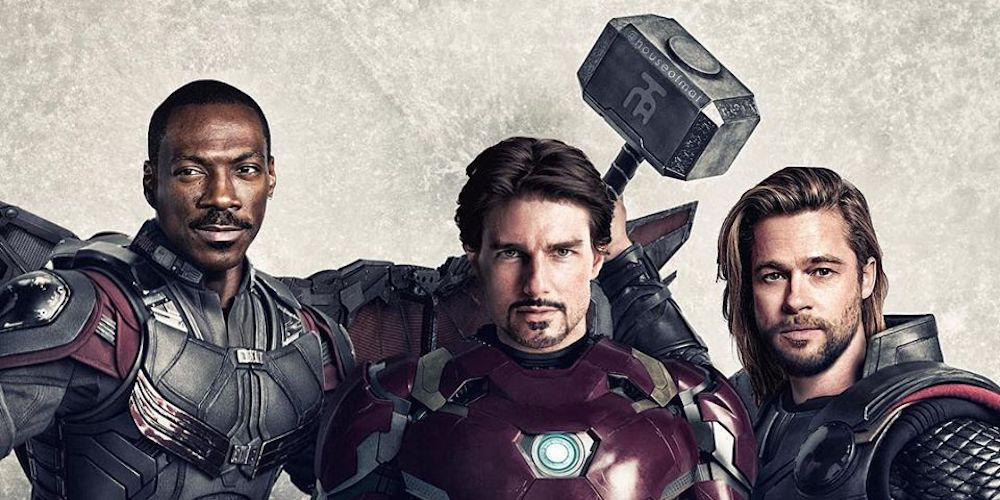 If the 'Avengers' Films Had Been Made in the '90s, How Would It Be Cast?