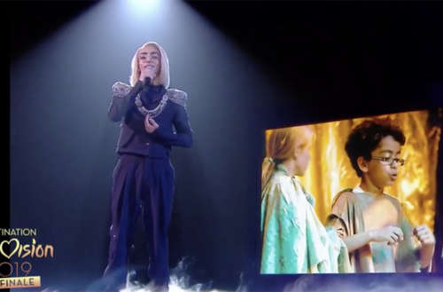 Bilal Hassani Eurovision 2019