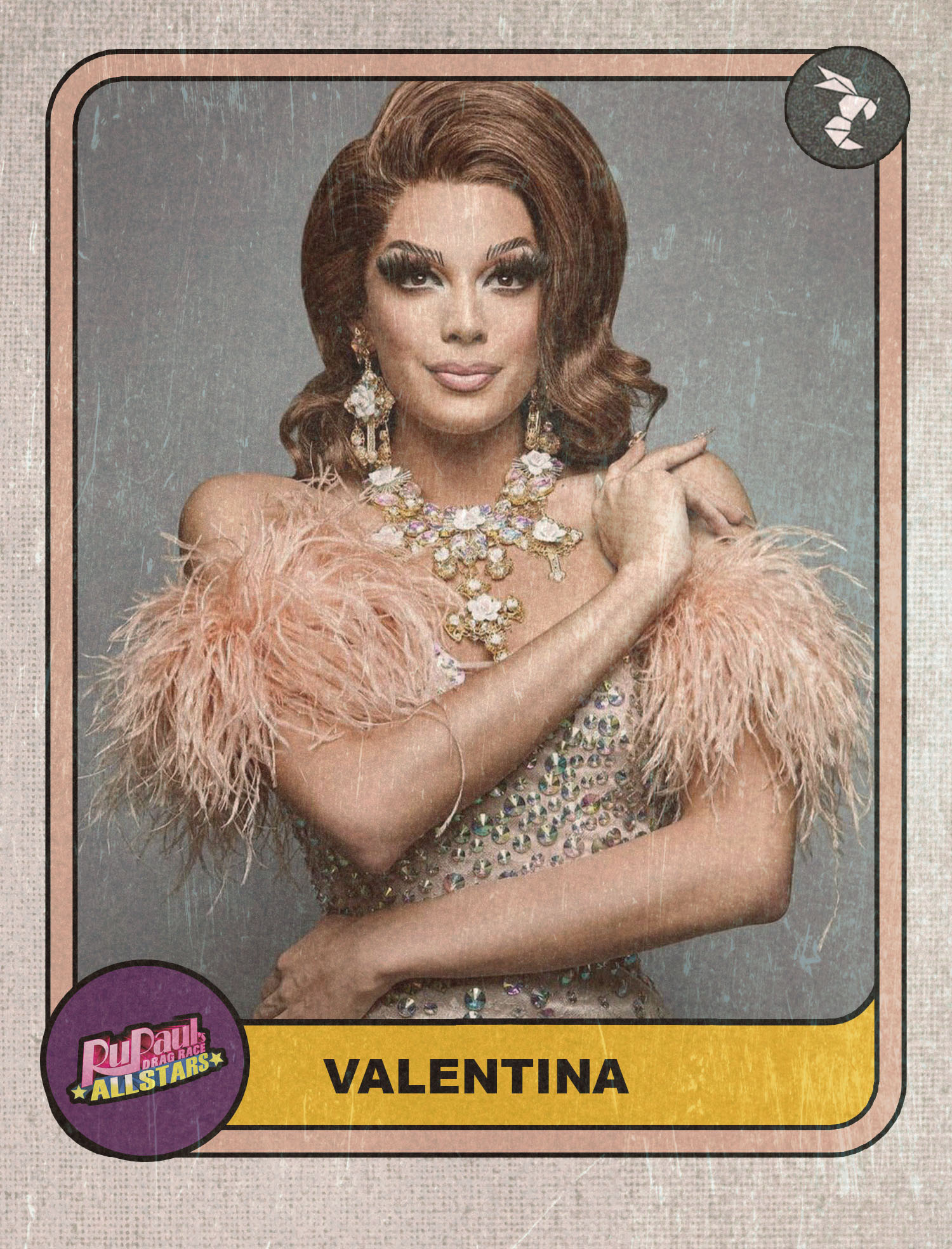 valentina card