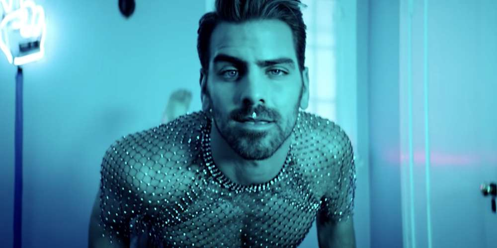 The Hottest Thing on the Web Right Now Is Nyle DiMarco's ASL Music Video for '7 Rings'
