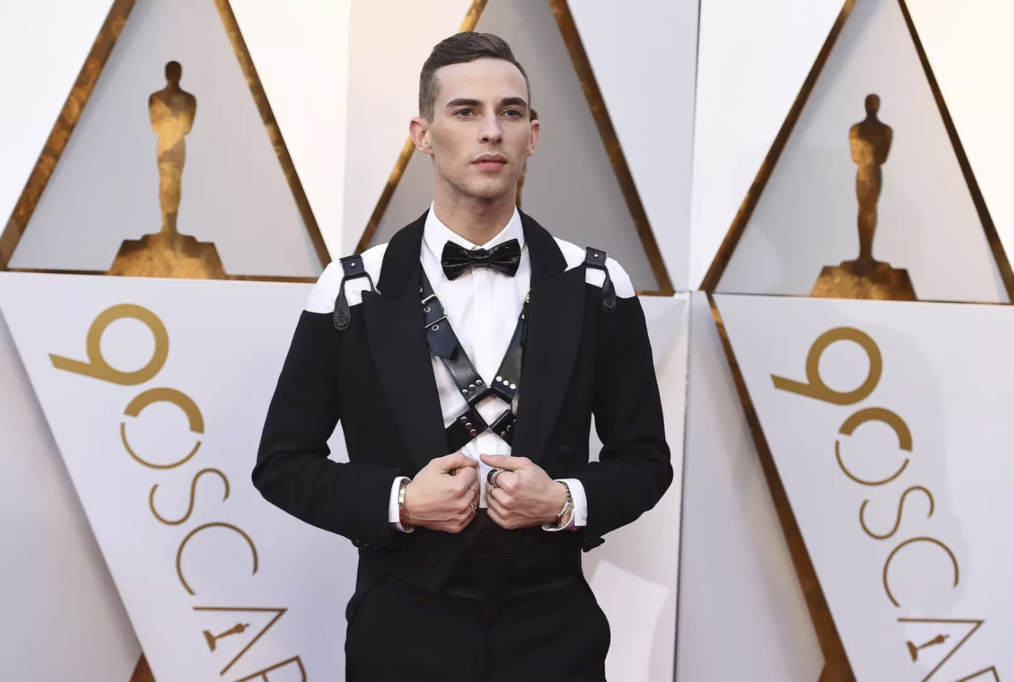 harness adam rippon