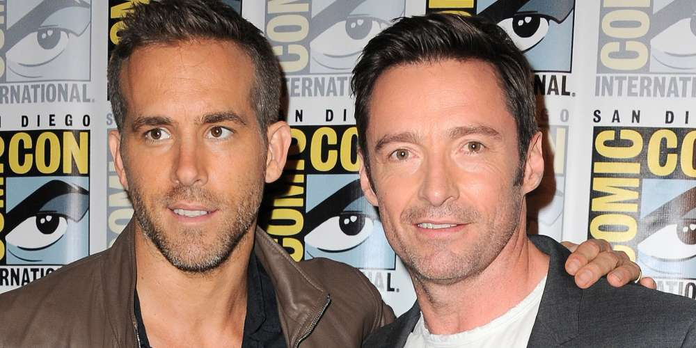 Hugh Jackman and Ryan Reynolds Are 'Feuding,' and It's Hilarious (Video)