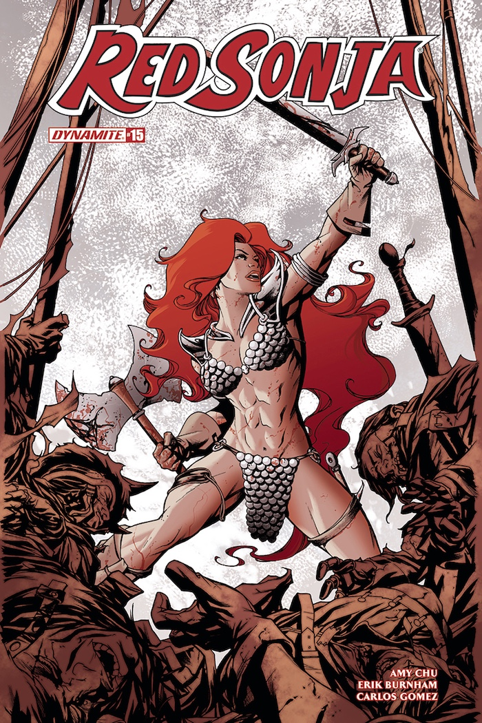 red sonja bryan singer cover
