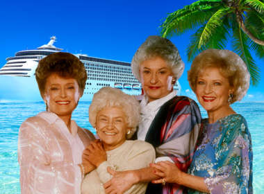 golden girls cruise teaser