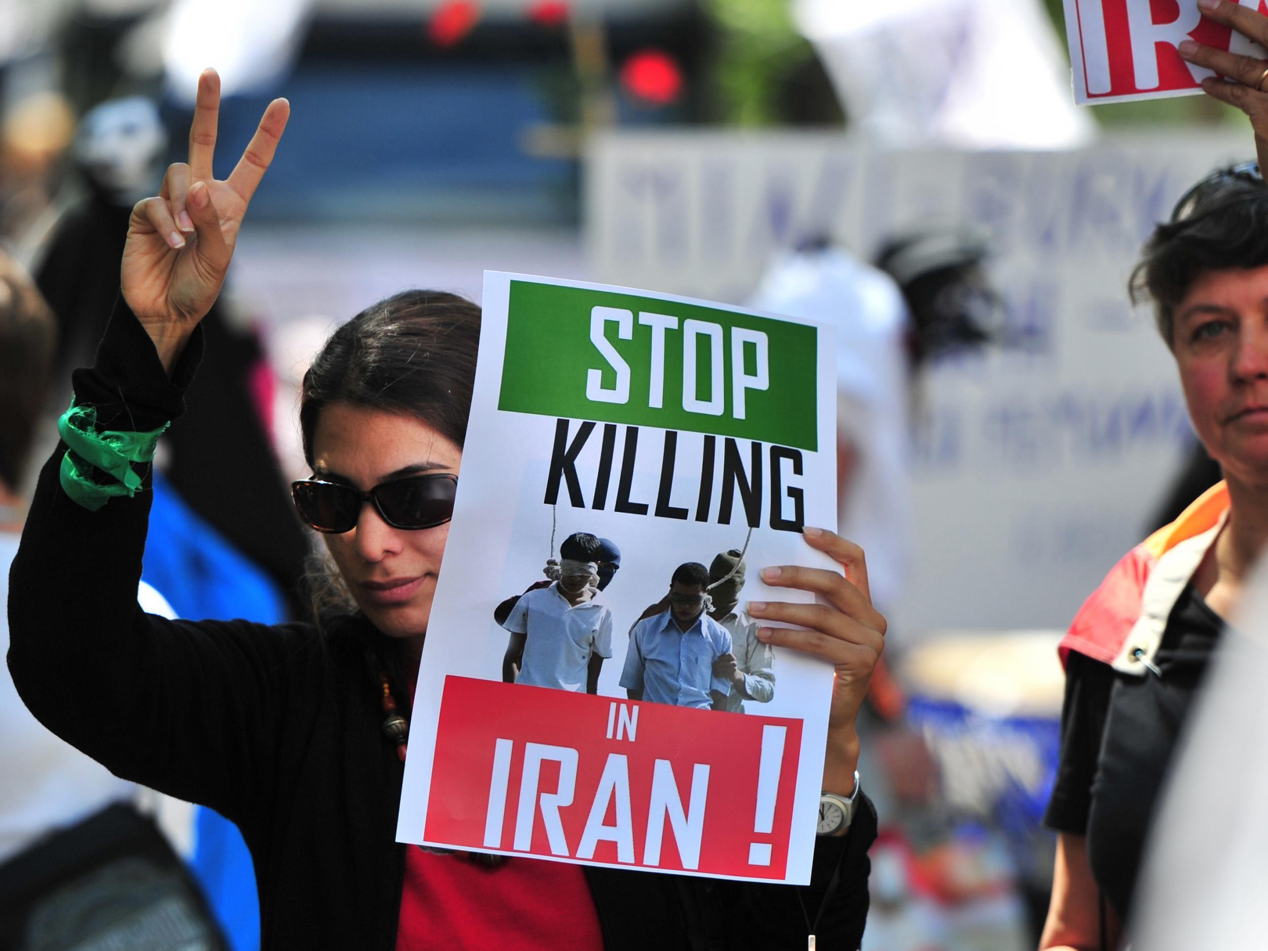 decriminalization of homosexuality iran 2