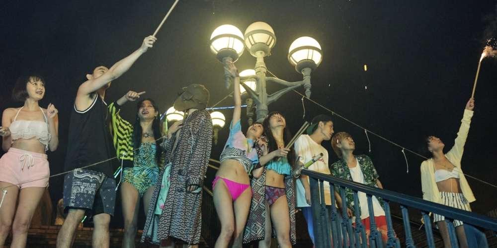 【吉娃娃羅曼死】小鮮肉派對、性愛場面突顯日本時下青少年糜爛生活