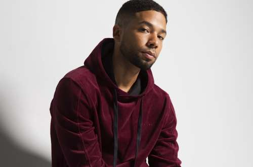 Jussie Smollett Charged With Felony for Fake Police Report