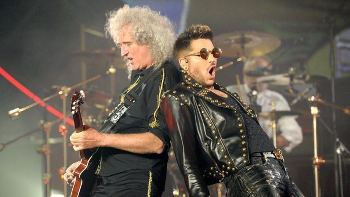 adam lambert and queen 2