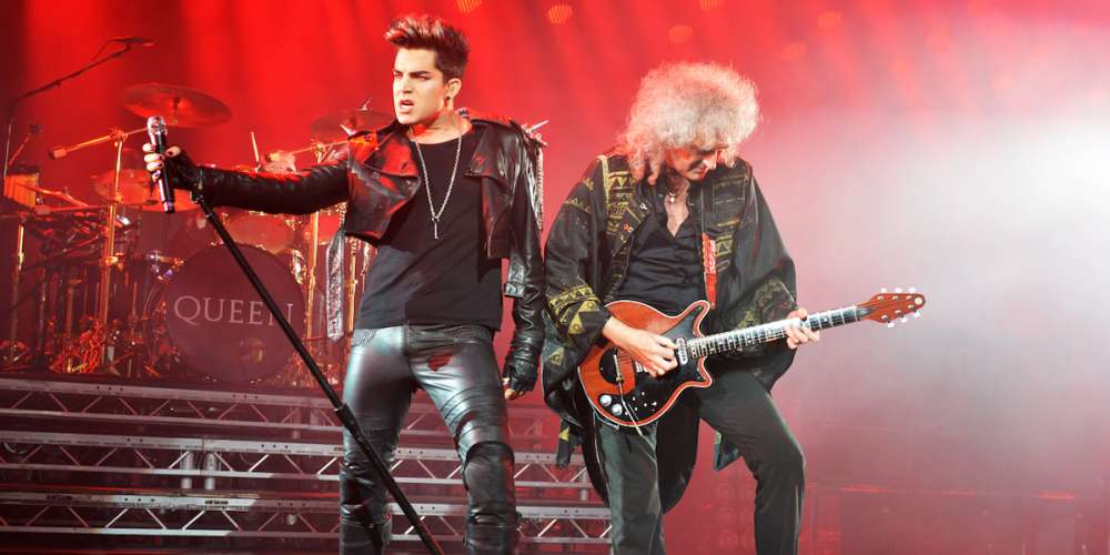 Celebrating a Fresh Start in His Career, Adam Lambert to Open This Year's Oscars With Queen