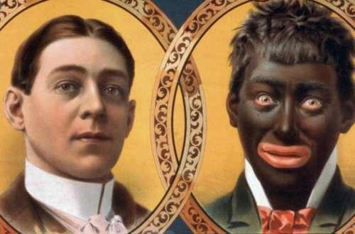 blackface minstrel
